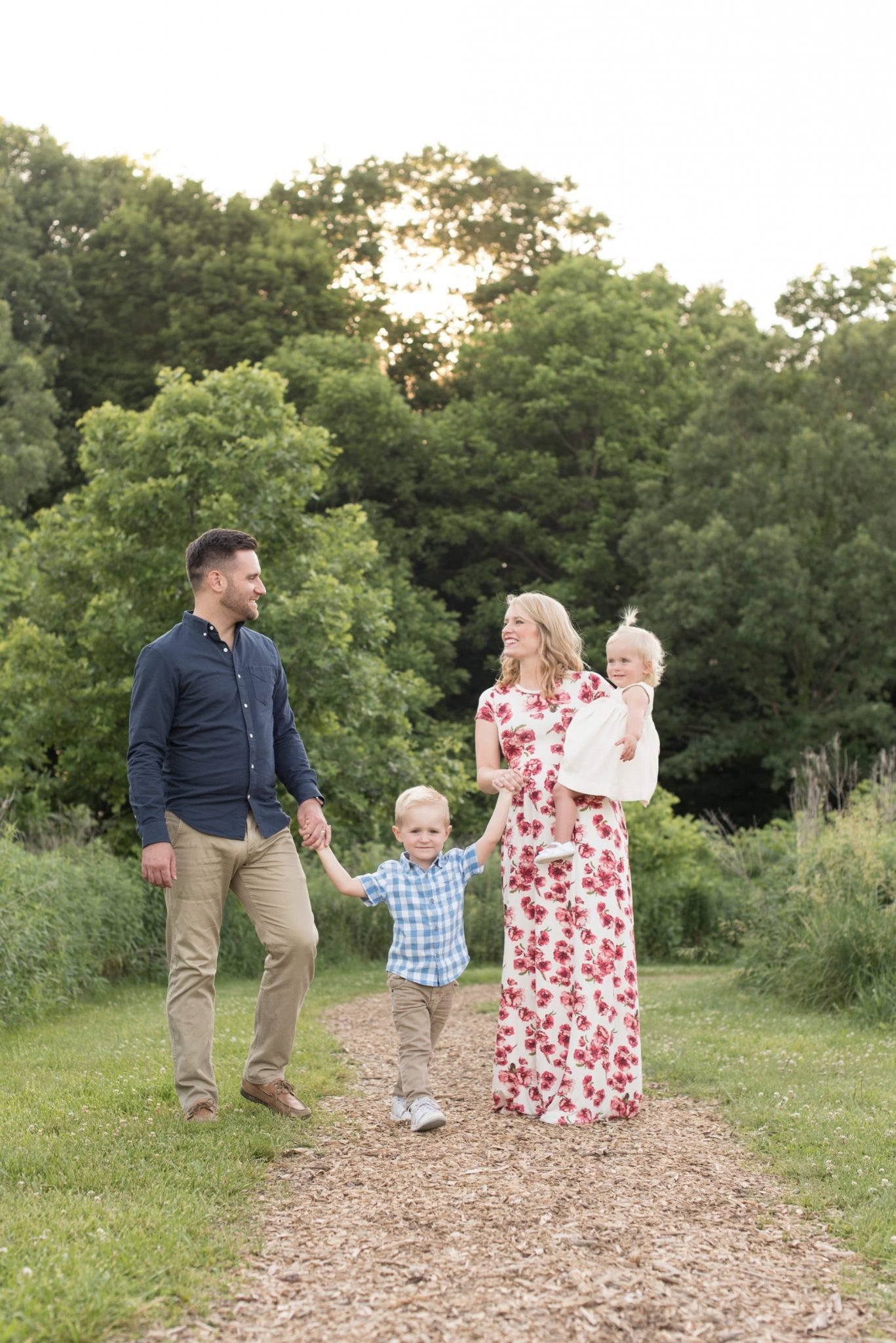Lafayette, Indiana Family Photographer | Family Photographers Near Me | Victoria Rayburn Photography | Luminant Photography | Celery Bog in West Lafayette, Indiana