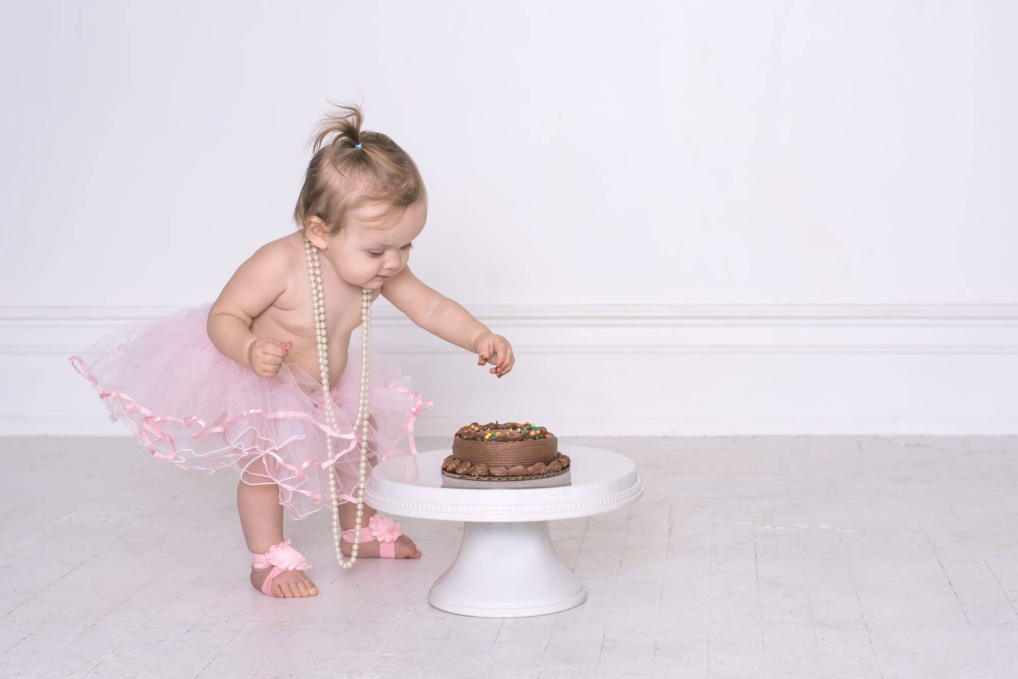 Lafayette, Indiana Cake Smash | One Year Photos | Lafayette, Indiana Photographer | Luminant Photography