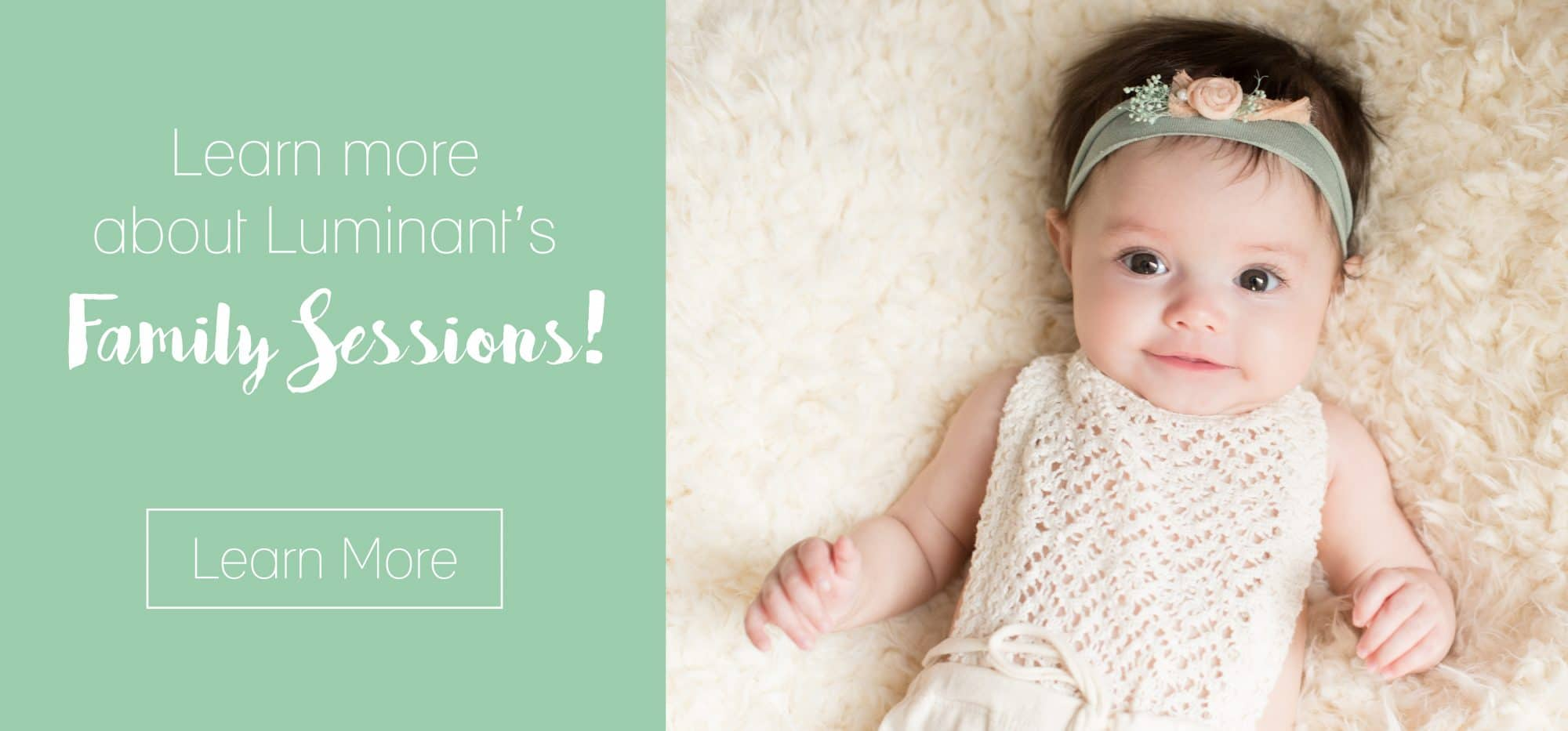 Maddy Luebcke's Three-Month Photos | Lafayette, Indiana | Luminant Photography | Three Month Old | Lafayette, Indiana Photographer | Lafayette, Indiana Family Photographer