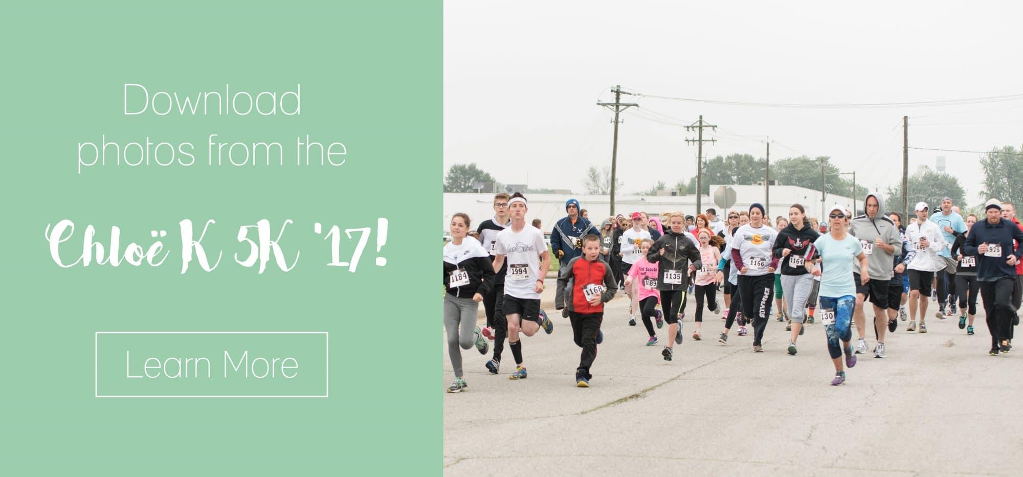 Chloe K 5K 2017 | Run for Autism | Renssleaer Indiana | Chloe Rayburn | Jeff and Susie Rayburn