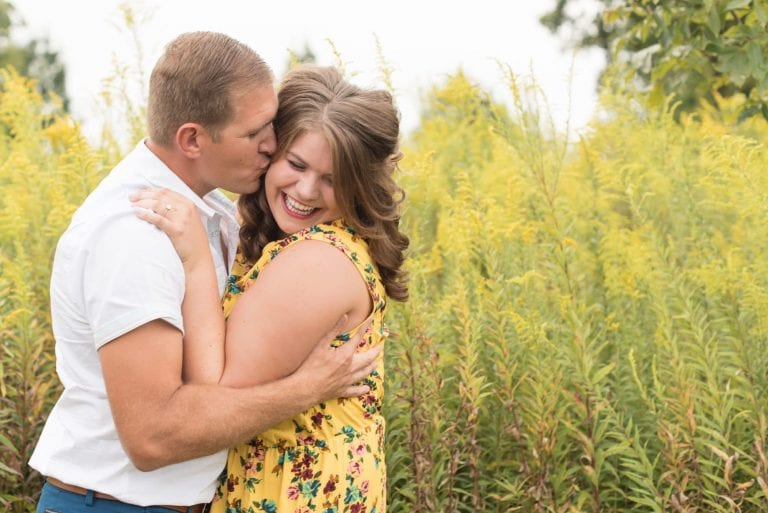 Indiana Engagement Photographer | Lafayette, Indiana Engagement Photographer | Engagement Photos in Lafayette, Indiana
