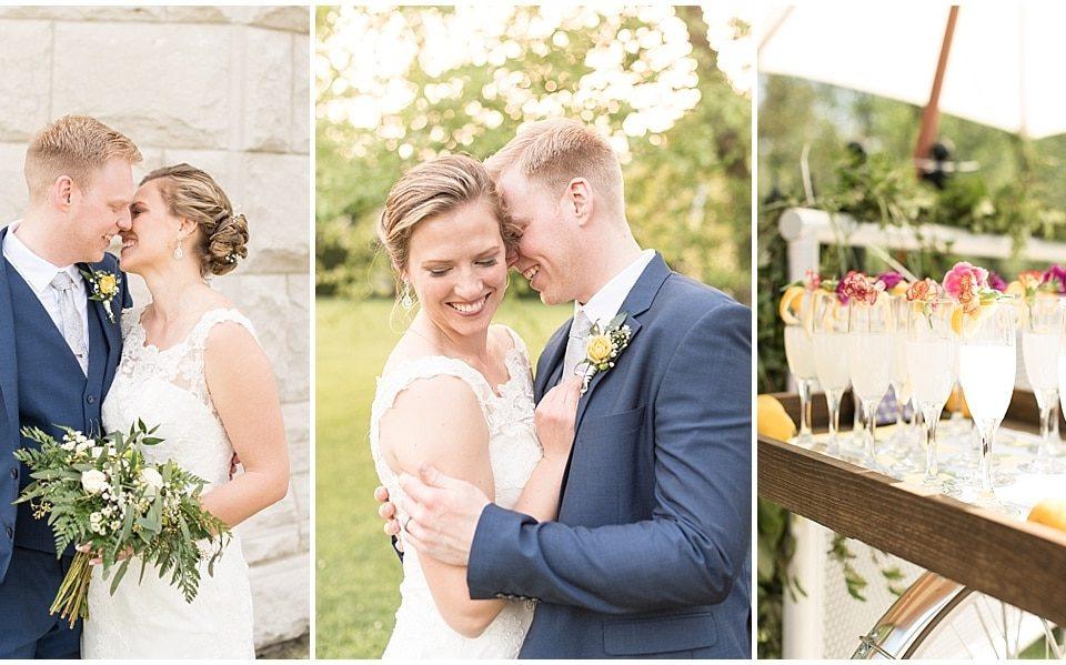 A Wedding in Rensselaer, Indiana