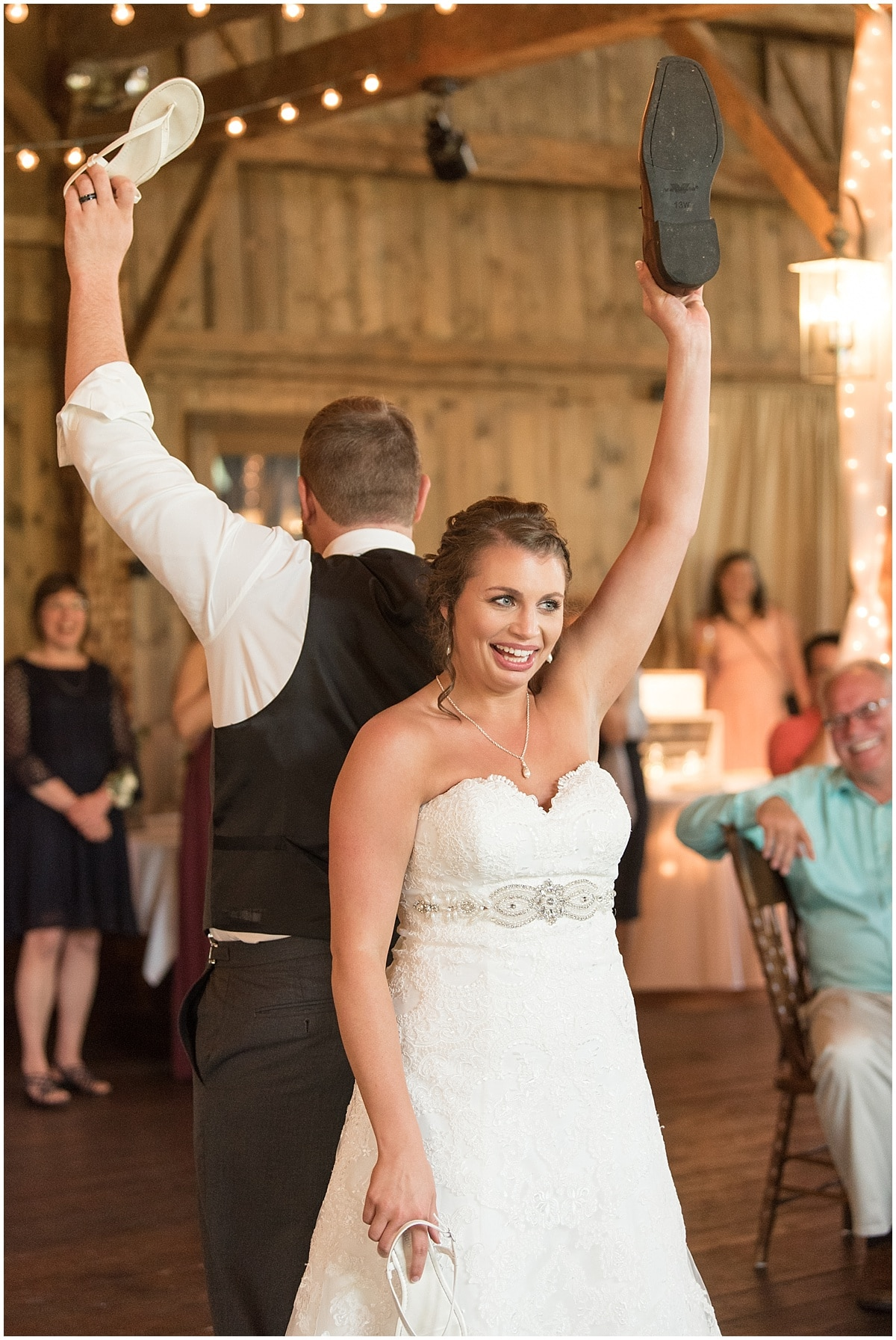 Matt & Mandi Gall celebrated their wedding at Amish Acres in Nappanee, Indiana and used Victoria Rayburn Photography.