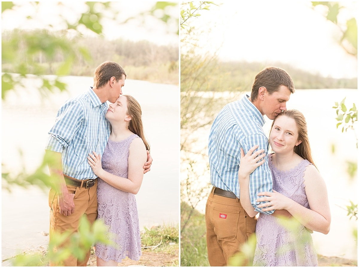 Jordan & Hanna - Engagement Photos at Fairfield Lakes Park - 14.jpg