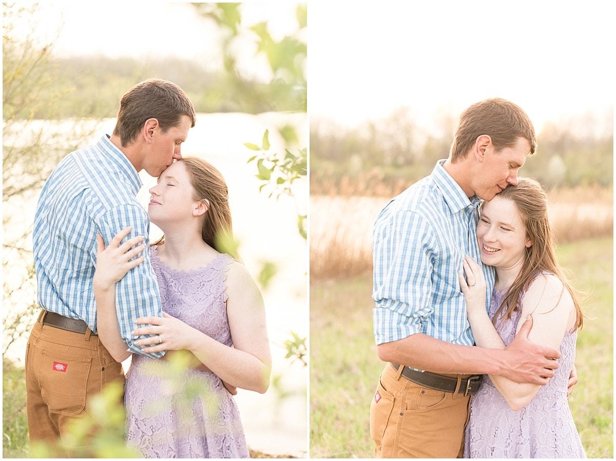Jordan & Hanna - Engagement Photos at Fairfield Lakes Park - 15.jpg