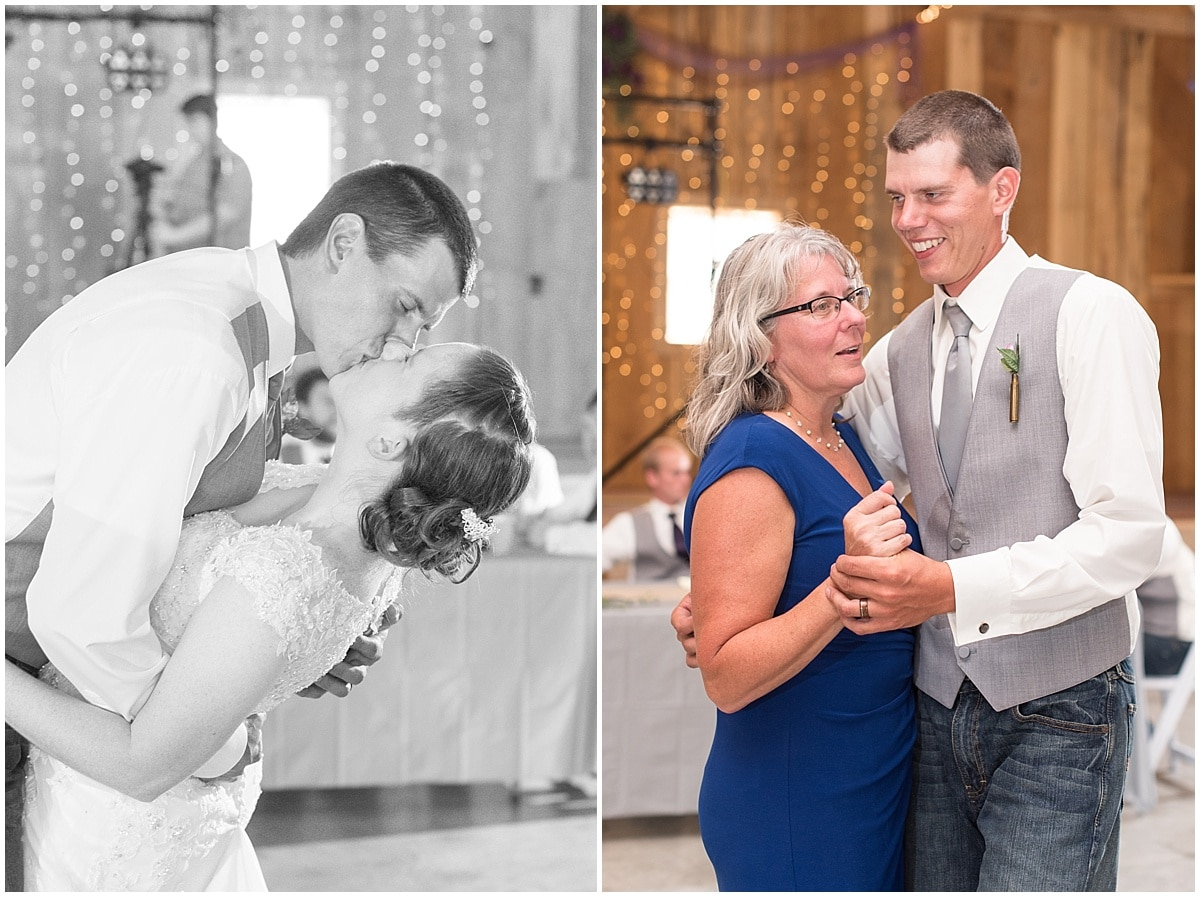 Jordan & Hanna - Wedding at The Barn in Lafayette, Indiana 14.jpg