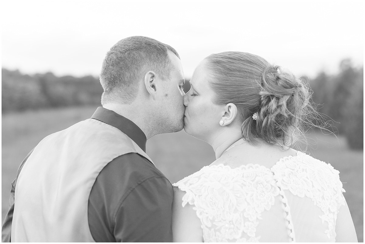 Mr. & Mrs. Derek Cook: A Wedding at Cosgray Christmas Tree Farm