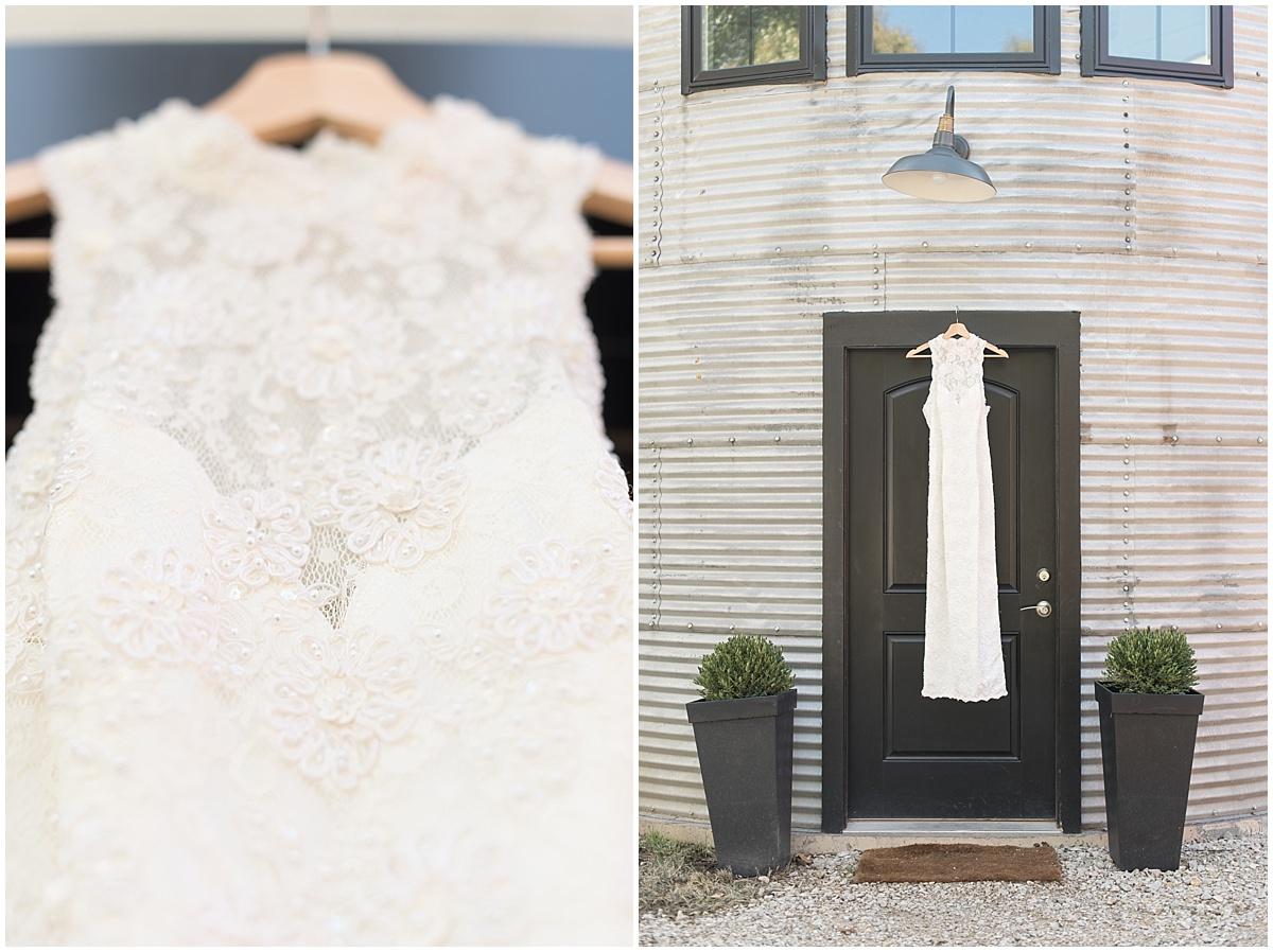 Robert Lucas and Lindsey Kesler celebrated their wedding at Vintage Oaks Banquet Barn in Delphi, Indiana
