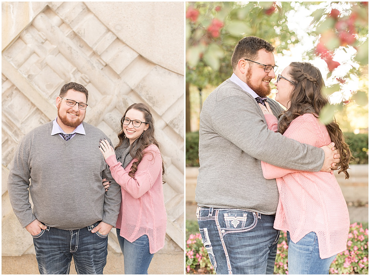 Andrew Rowe and Emily Britton fall engagement photos in West Lafayette Indiana 10.jpg