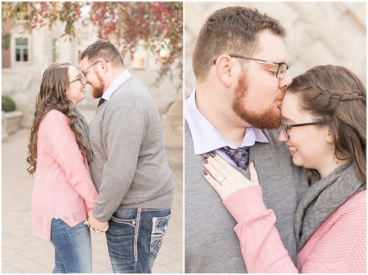 Andrew Rowe and Emily Britton fall engagement photos in West Lafayette Indiana 14.jpg