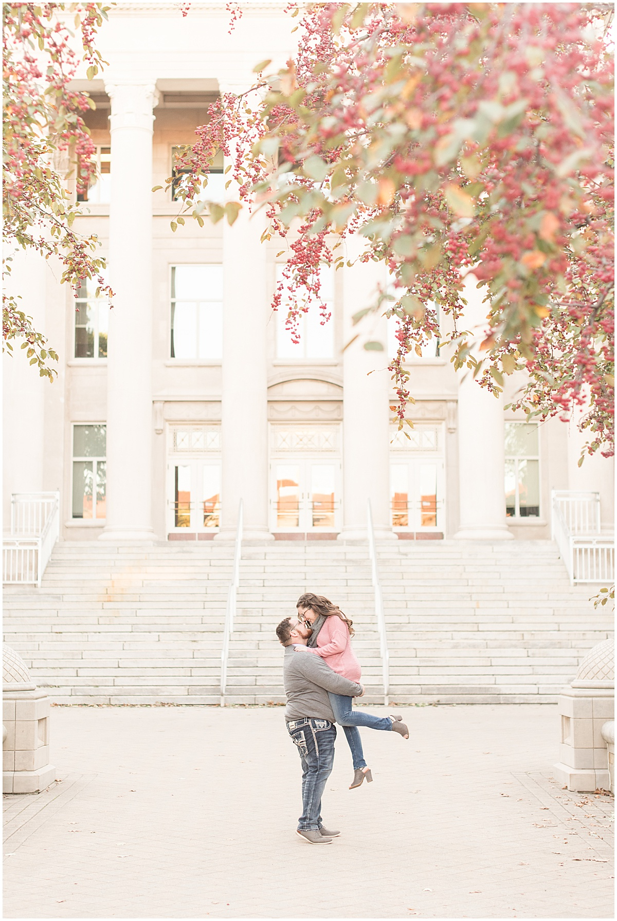 Andrew Rowe and Emily Britton fall engagement photos in West Lafayette Indiana 16.jpg