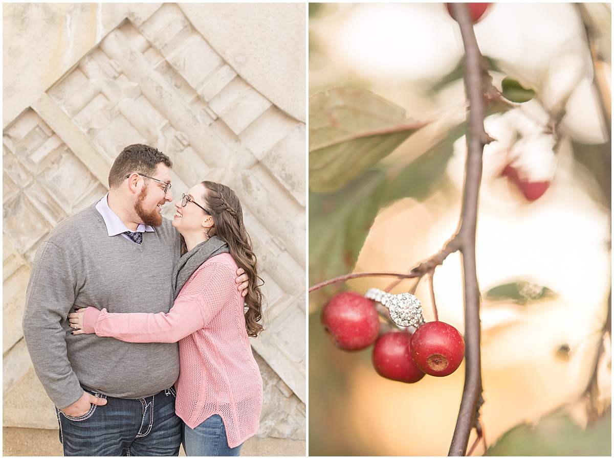 Andrew Rowe and Emily Britton fall engagement photos in West Lafayette Indiana 19.jpg
