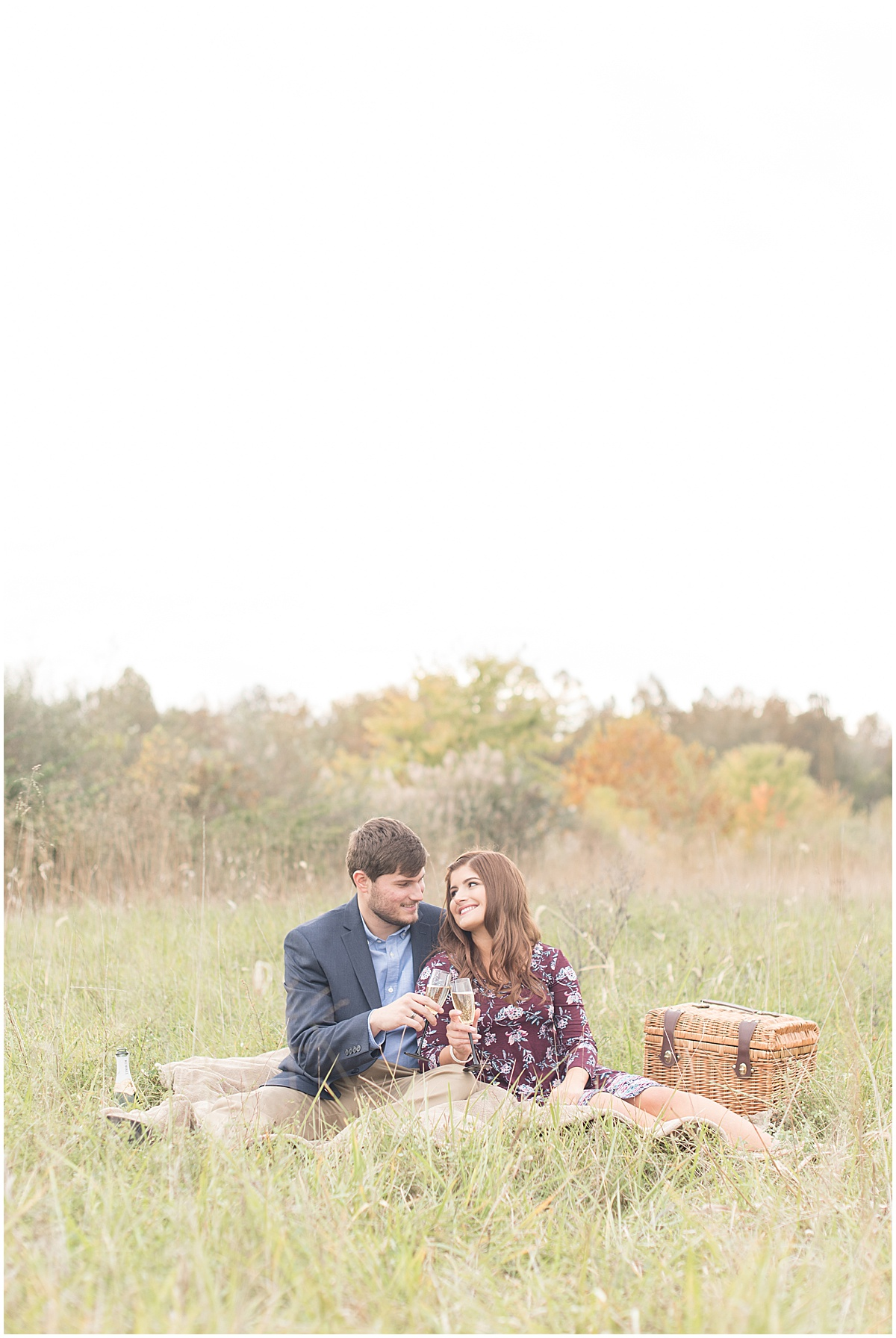 Logan Dexter and Becky Biancardi fall engagement photos at Fairfield Lakes Park in Lafayette Indiana 12.jpg