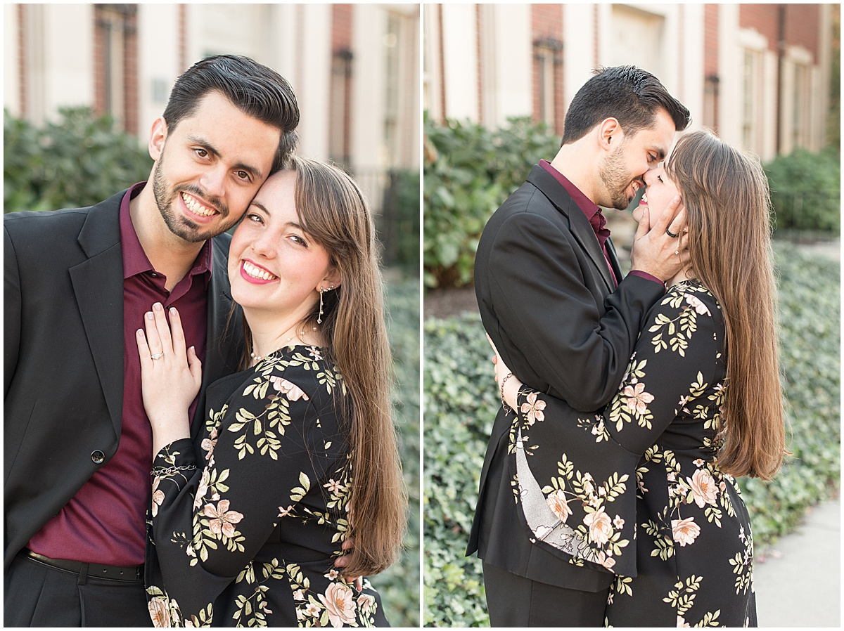 Nick Ballester and Madeline Pingel Engagement Session in Downtown Lafayette Indiana15.jpg