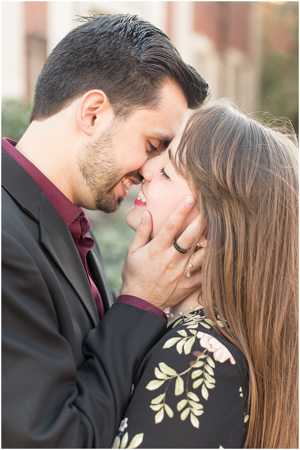 Nick Ballester and Madeline Pingel Engagement Session in Downtown Lafayette Indiana16.jpg