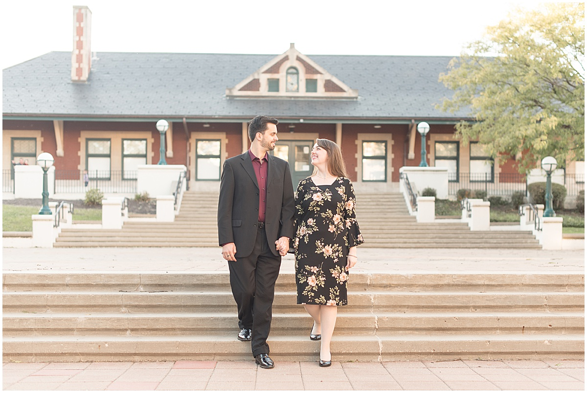 Nick Ballester and Madeline Pingel Engagement Session in Downtown Lafayette Indiana25.jpg