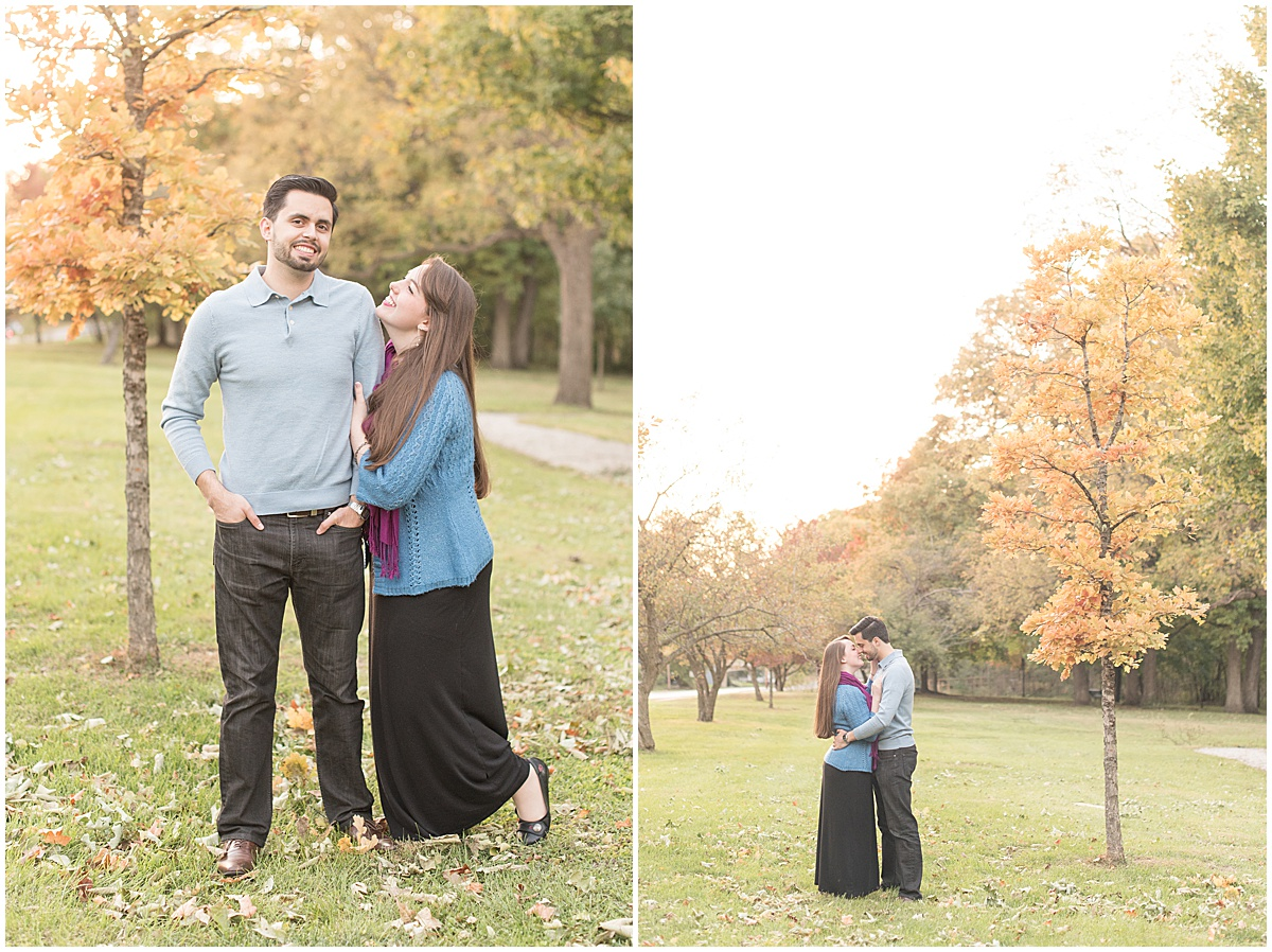 Nick Ballester and Madeline Pingel Engagement Session in Downtown Lafayette Indiana7.jpg