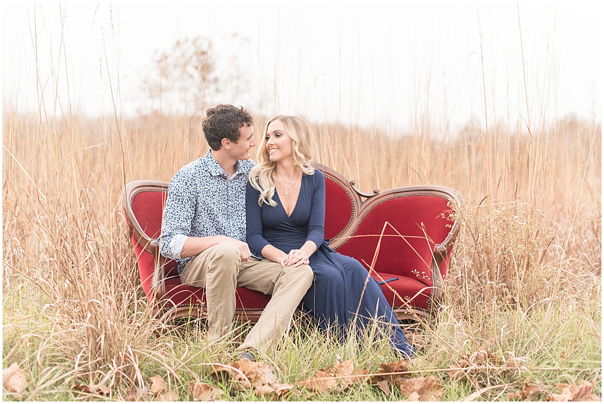 Wyatt Willson and Kaelyn Shircliff engagement session at Fairfield Lakes Park in Lafayette Indiana 42.jpg