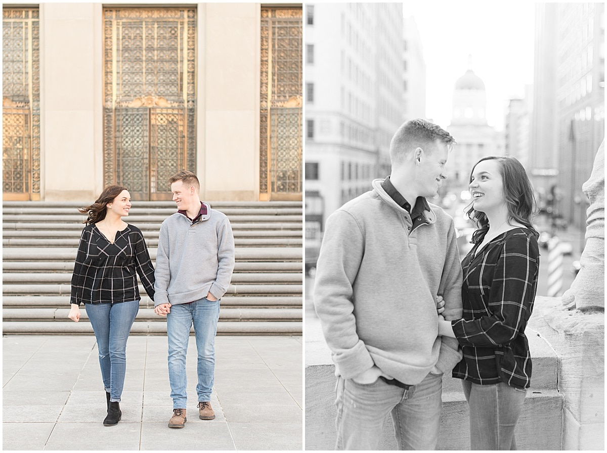 Winter Engagement Photos in Downtown Indianapolis 22.jpg