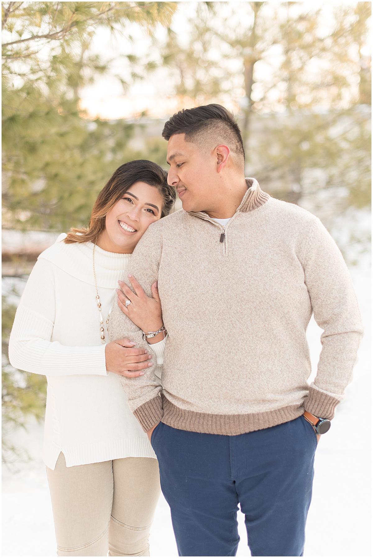 Jose & Carolina - Engagement Photos in Downtown Lafayette Indiana12.jpg