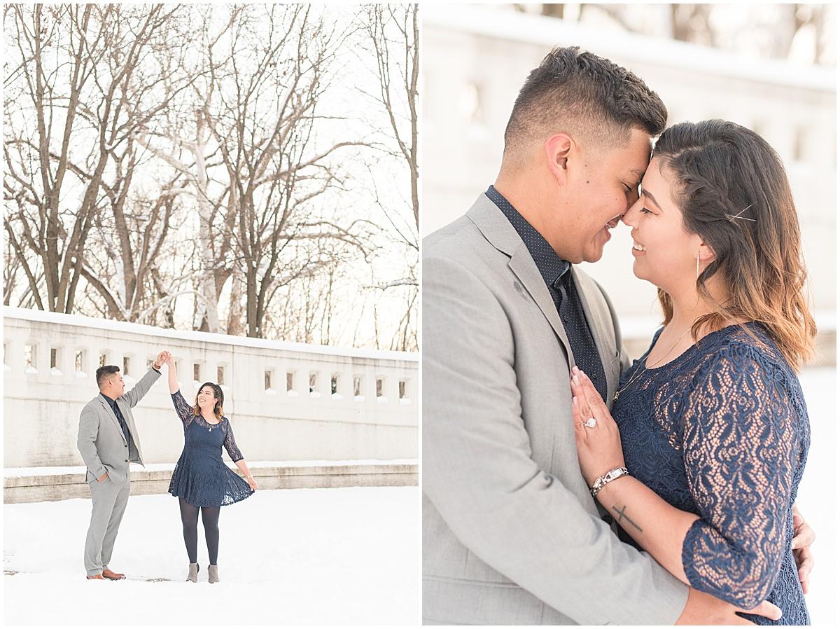 Jose & Carolina - Engagement Photos in Downtown Lafayette Indiana19.jpg