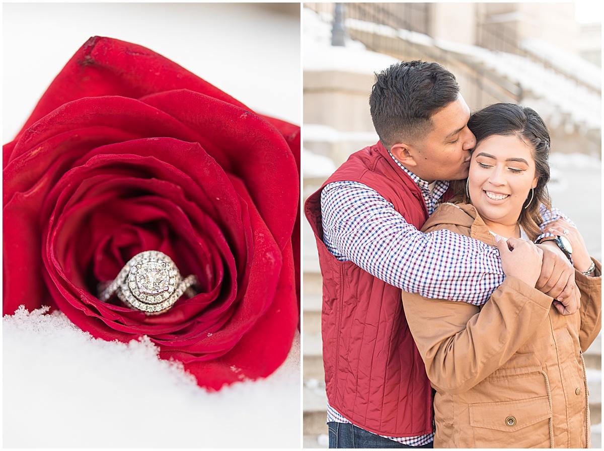 Jose & Carolina - Engagement Photos in Downtown Lafayette Indiana7.jpg