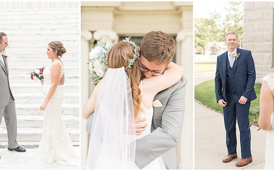 Reasons to Consider a First Look on Your Wedding Day by Victoria Rayburn Photography