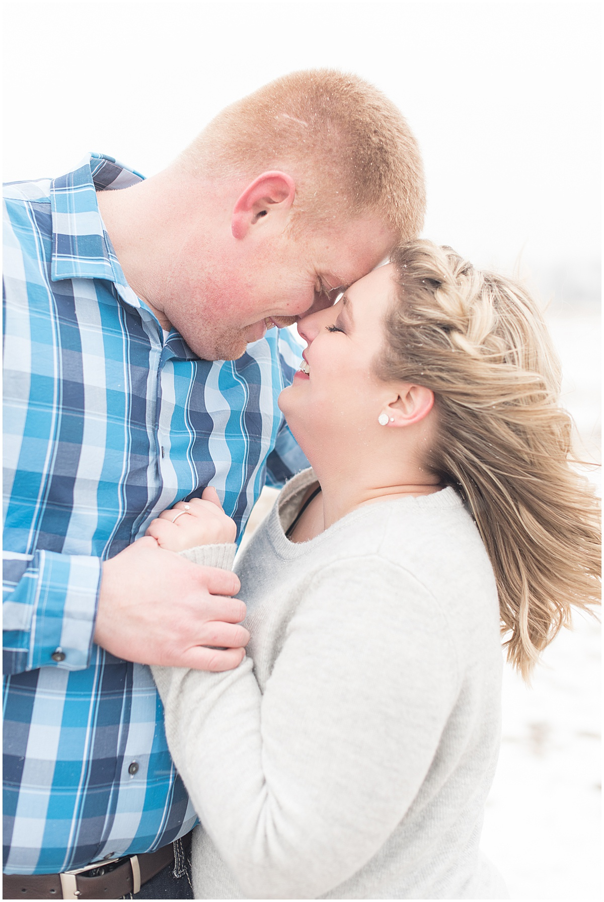 Ryan & Katie - Country Engagement Photos in Otterbein Indiana17.jpg