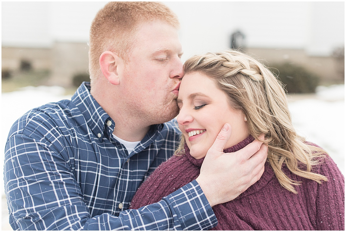 Ryan & Katie - Country Engagement Photos in Otterbein Indiana21.jpg