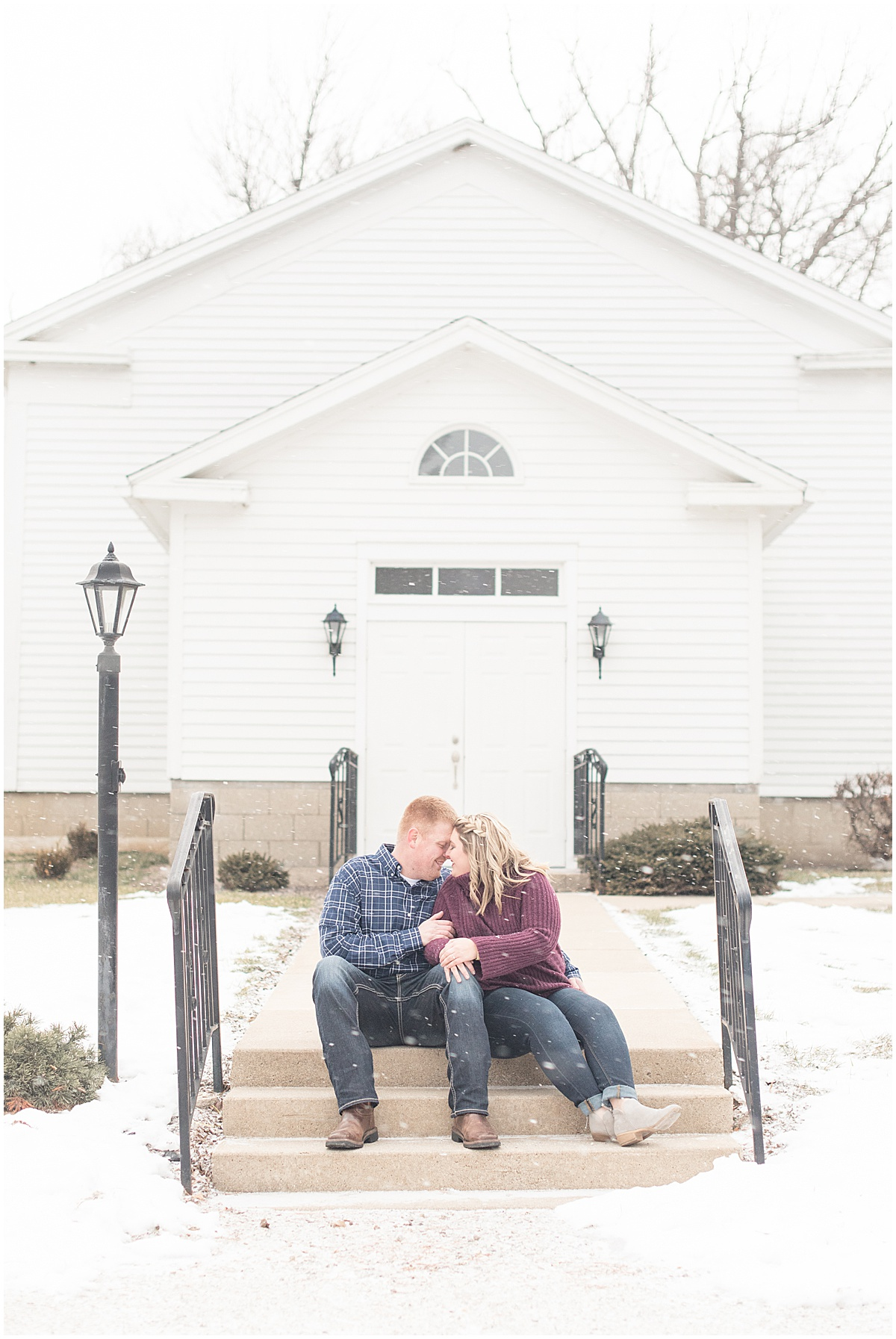 Ryan & Katie - Country Engagement Photos in Otterbein Indiana24.jpg