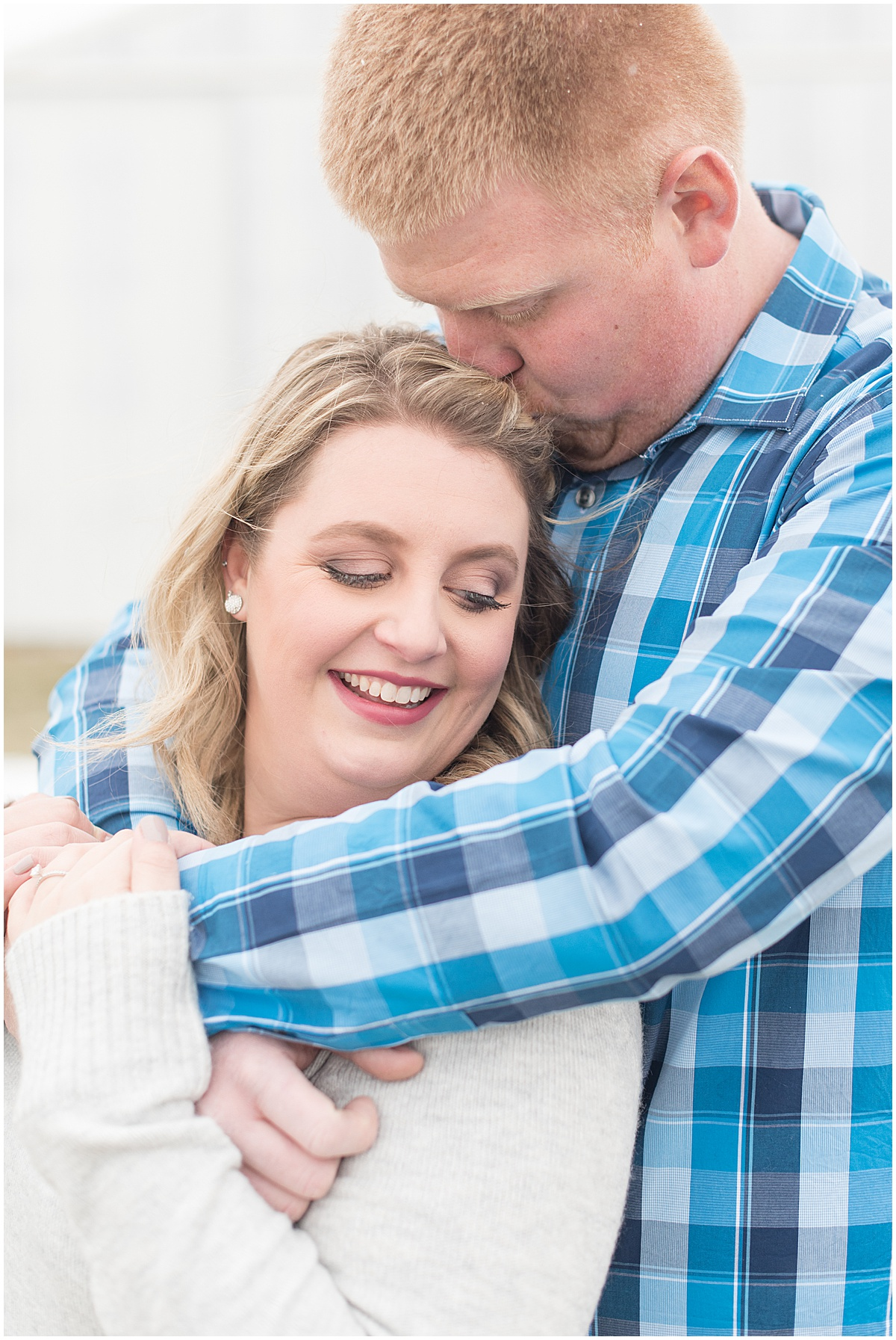 Ryan & Katie - Country Engagement Photos in Otterbein Indiana4.jpg