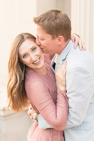 Engagement and anniversary photos by Victoria Rayburn Photography.