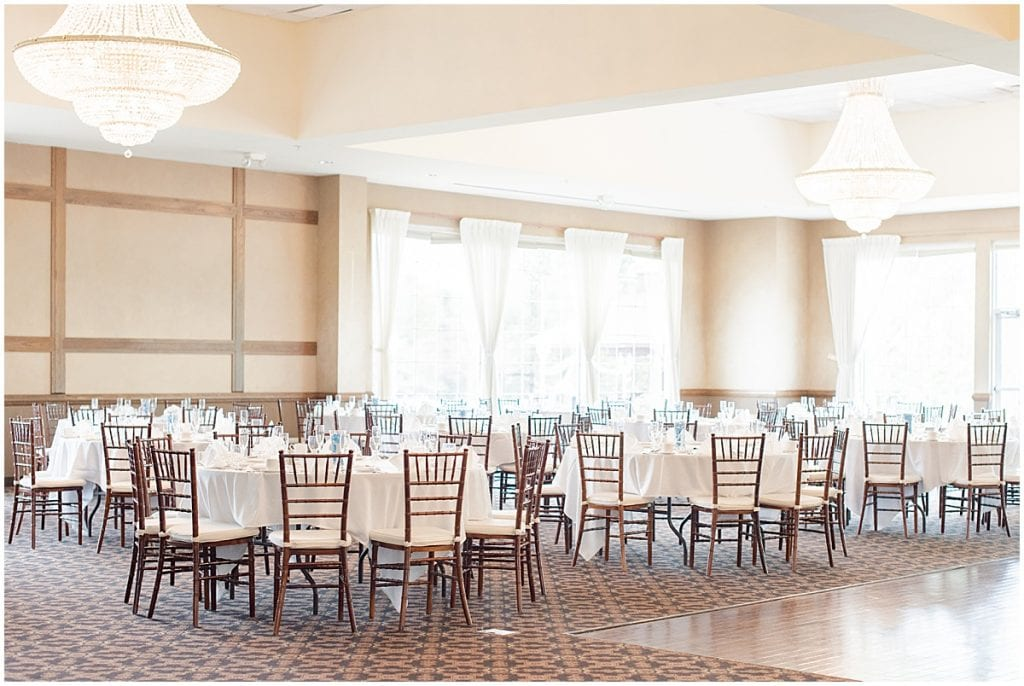 Photos of Wedding at Avalon Manor Banquet Center in Merrillville, Indiana by Victoria Rayburn Photography