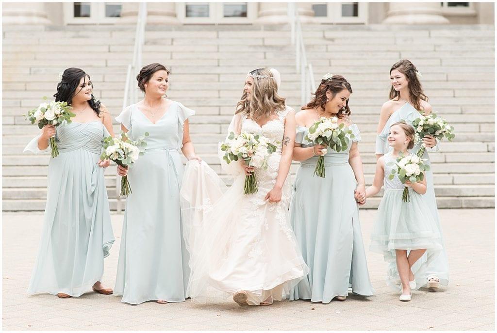 Wedding Photos at Purdue University