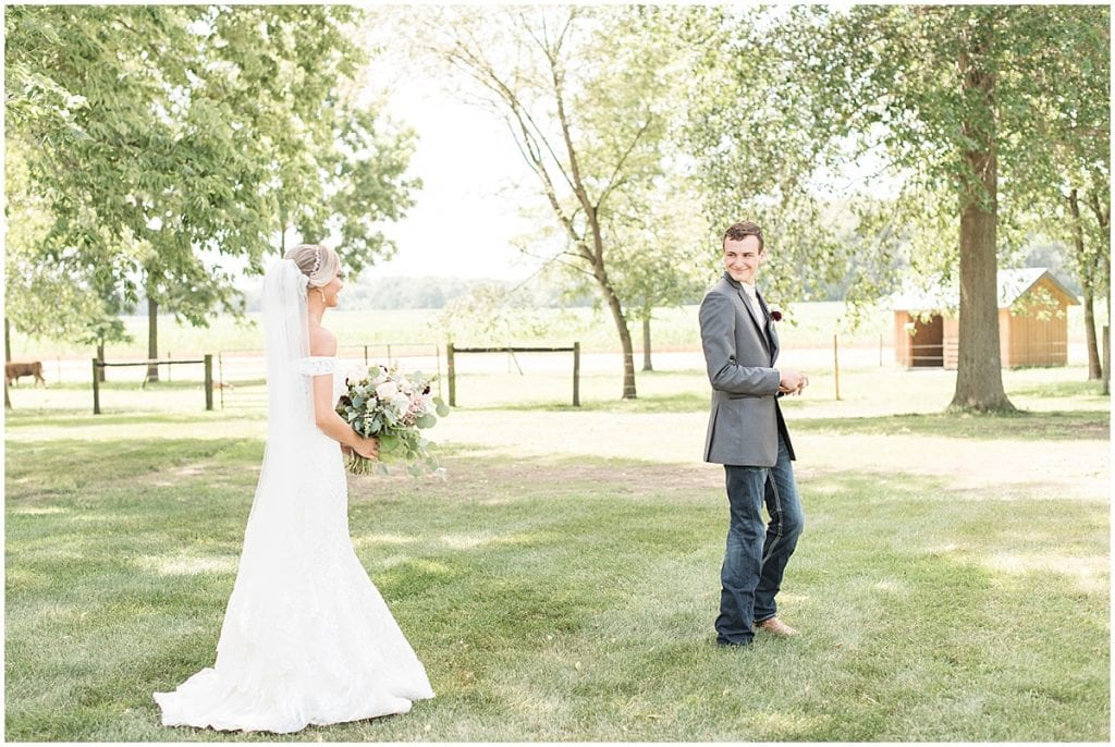 First Look at Vintage Oaks Banquet Barn in Lafayette, Indiana