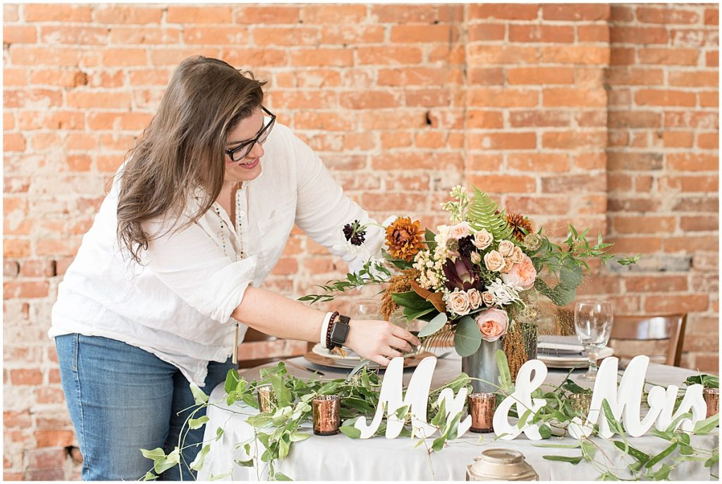Looking for wedding vendors in Lafayette, Indiana? Check out Rubia Flower Market!