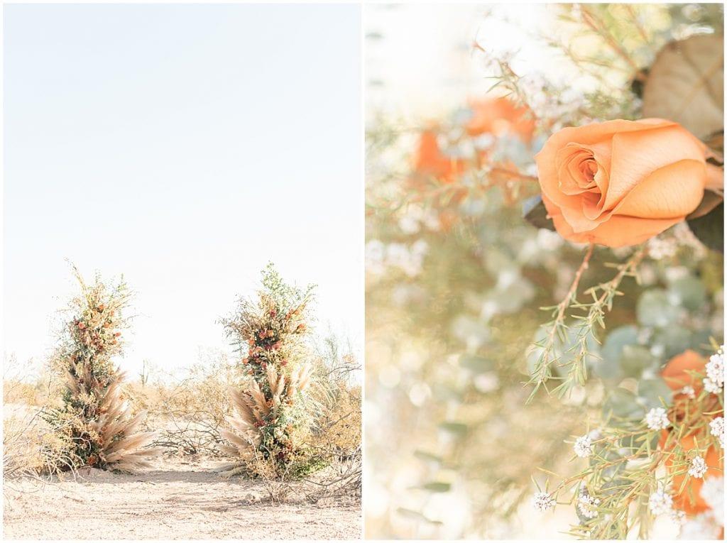 Papago Park wedding in Phoenix, Arizona