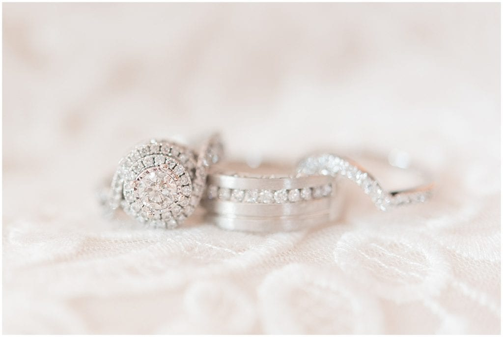 Wedding rings in Frankfort, Indiana