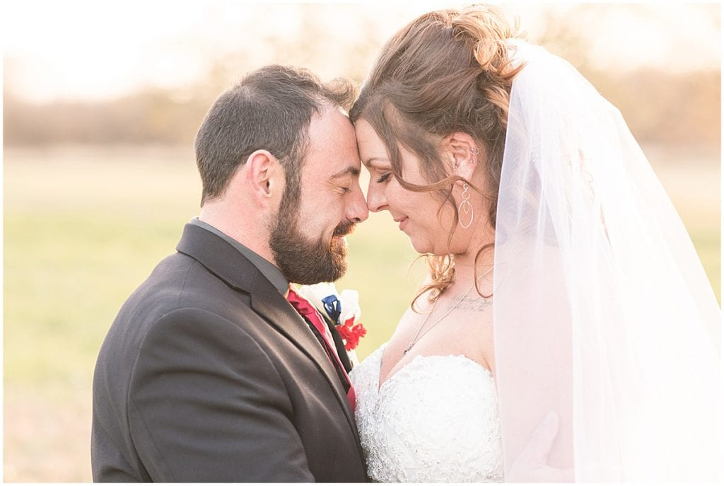 Wedding at The Trails in Lafayette, Indiana