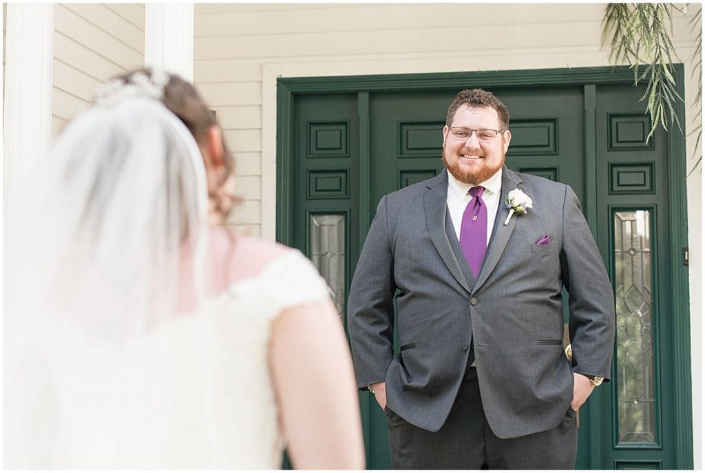 Wedding in Valparaiso, Indiana photographed by Victoria Rayburn Photography