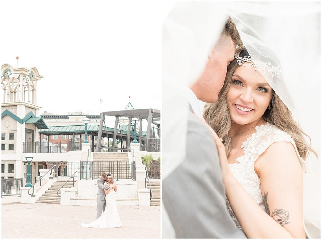 Wedding in Lafayette, Indiana photographed by Victoria Rayburn Photography