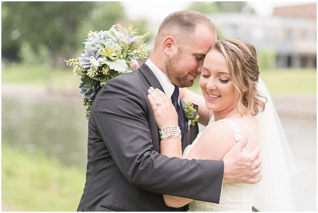 Wedding in Delphi, Indiana photographed by Victoria Rayburn Photography