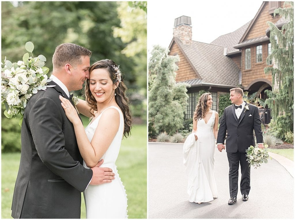 Wedding in Demotte, Indiana photographed by Victoria Rayburn Photography