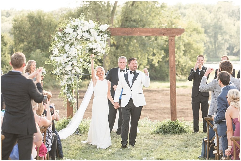 Wedding in Rochester, Indiana photographed by Victoria Rayburn Photography