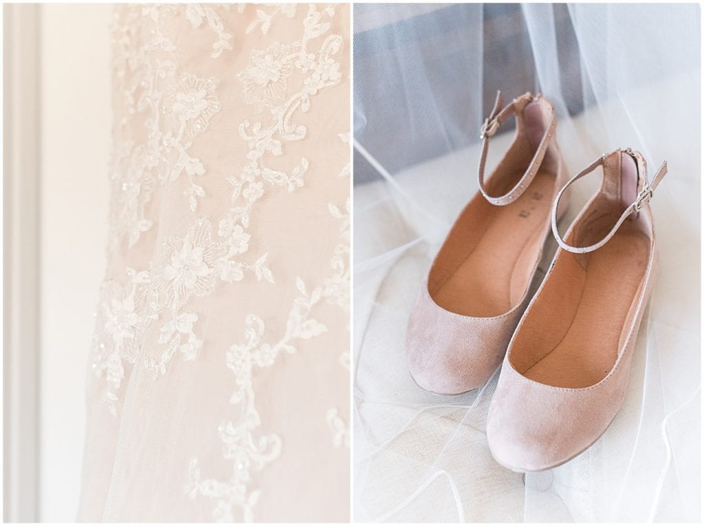 Details for wedding at Sacred Heart Catholic Church in Fowler, Indiana