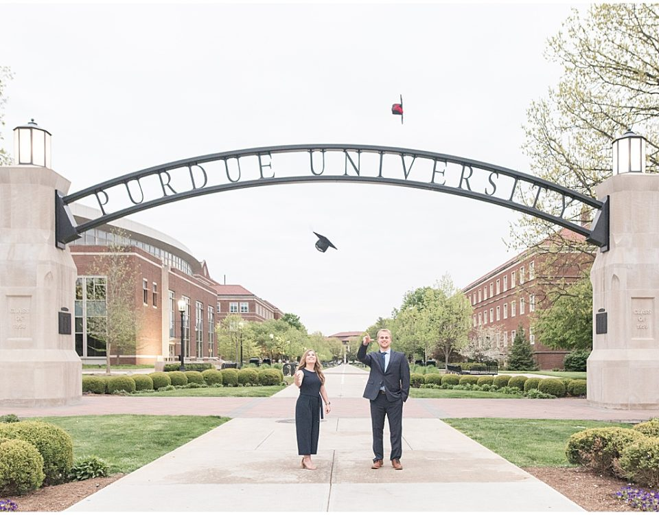 Purdue University Graduation Photos