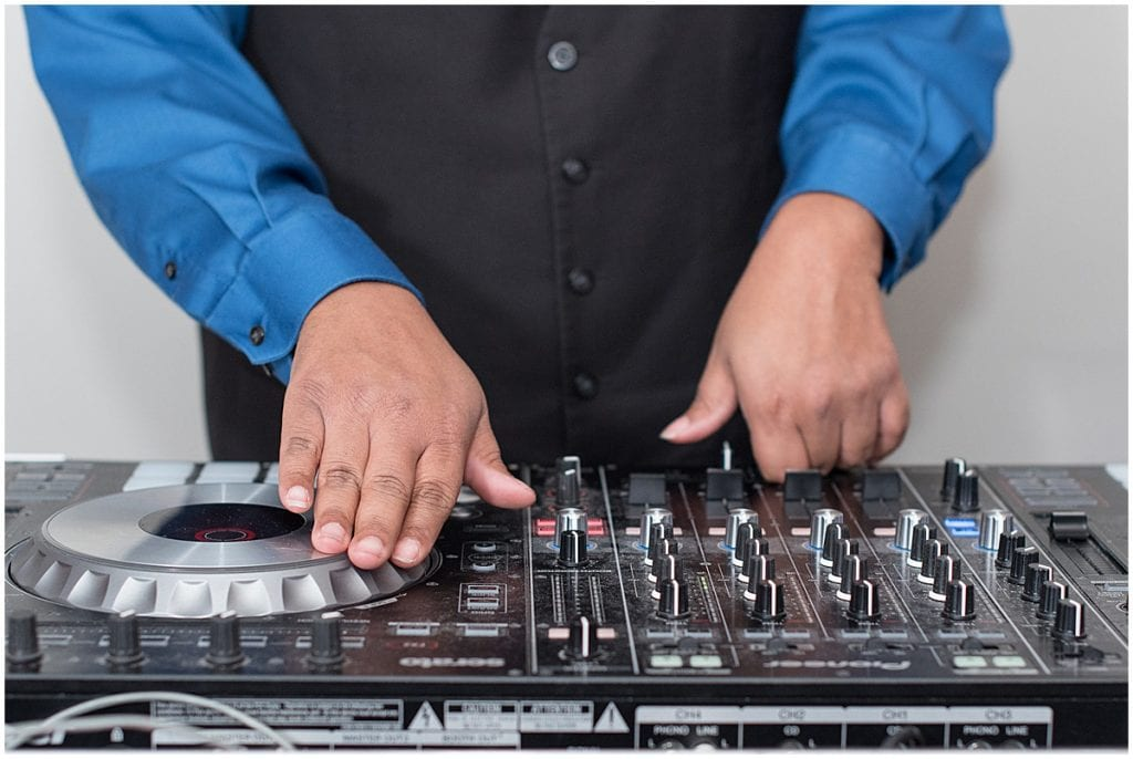 DJ Sunn explains why you should hire a professional DJ for your wedding