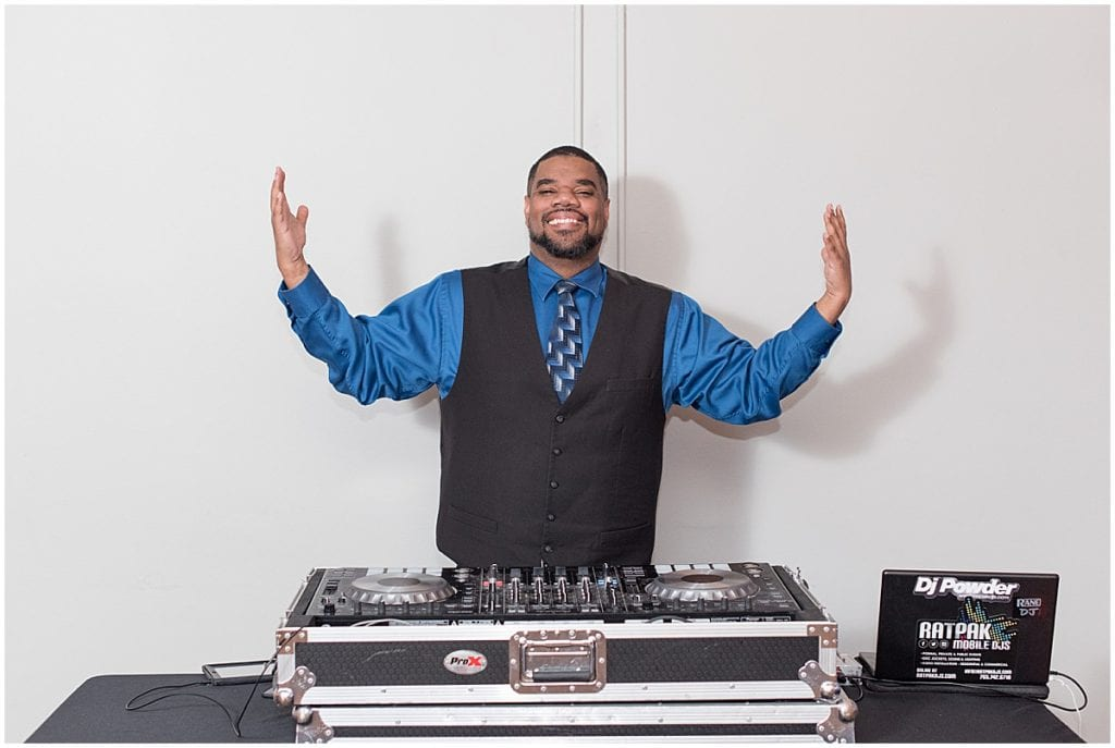 DJ Sunn (Don Dennis) of Rat Pak Mobile DJs explains why you should hire a professional DJ for your wedding