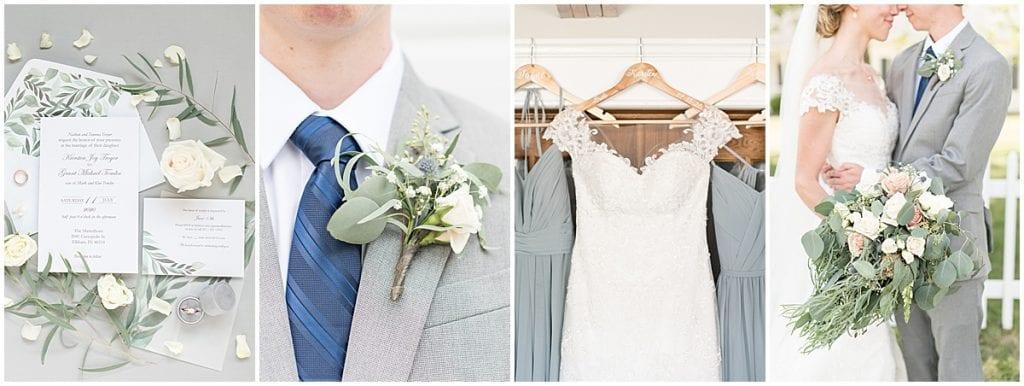 Wedding at The Matterhorn in Elkhart, Indiana