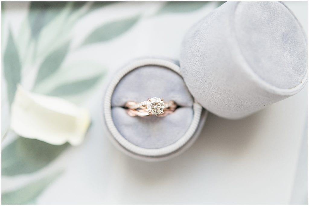 Details for wedding at The Matterhorn in Elkhart, Indiana